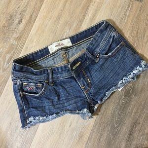 Super Cute Hollister Shorts, 00